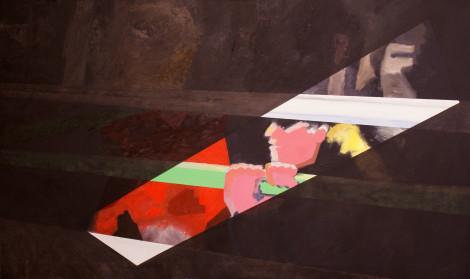 artist kunstenaar olieverf oil doek canvas art kunst