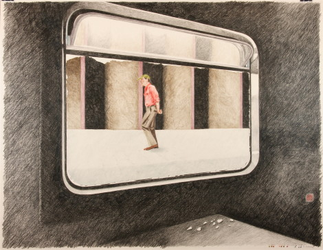 artist kunstenaar olieverf oil doek canvas art kunst gouache potlood