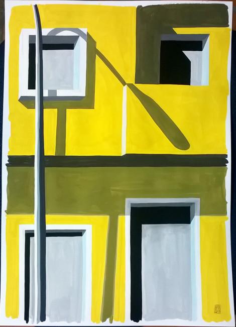 Kunst, art, gouache, kunstwerk, oil, doek, canvas, artwork, schilderij, painting, kunstenaar, artist, pencil, drawing